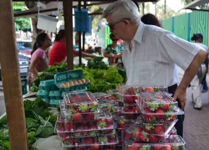 Vai ter feira orgânica!! (Foto: Divulgação)