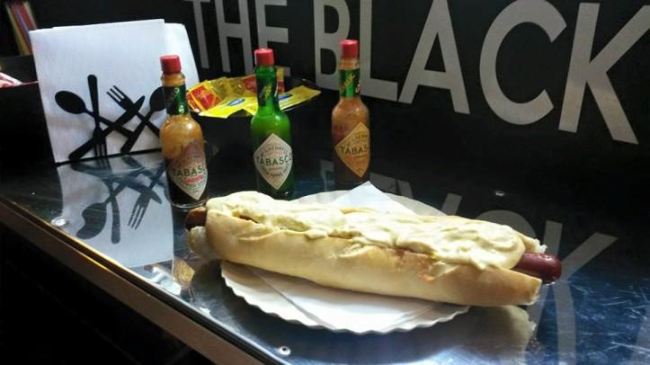 The Black Box é um dos food trucks participantes (Foto: Reprodução)