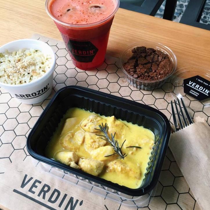 Marmita do Verdin recém-inaugurado no Leblon (Foto: Reprodução)