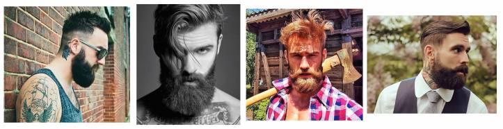 Se não curte muito homem com barba, melhor rever seus conceitos ;)