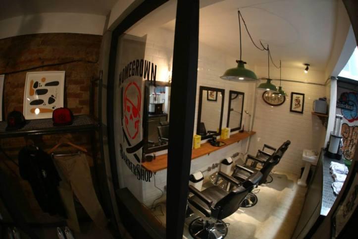 Homegrown BarberShop na Tijuca (Foto: Divulgação)