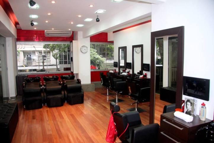 Red Salon Homem tem diversas lojas pelo Rio (Foto: Divulgação)