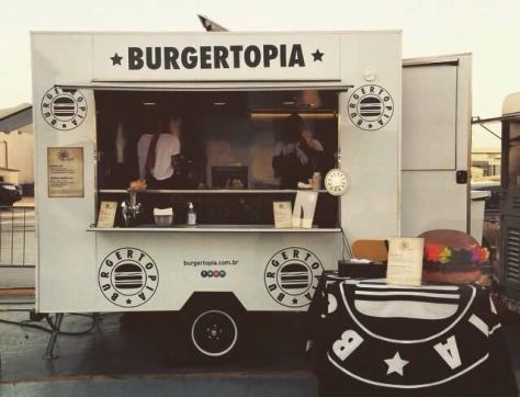 Burgertopia participa do evento