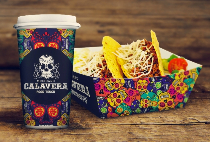 "Calavera Food Truck marca presença no Village Mall com delícias do ""Mérrico"""
