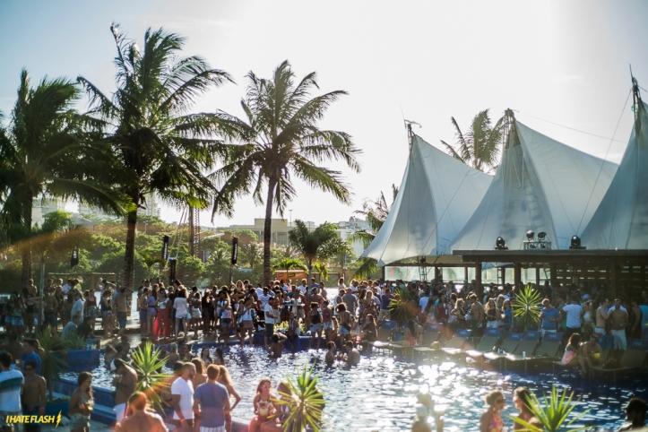 Se liga no cenário da festa DIA (Foto: Derek Mangabeira/I Hate Flash)