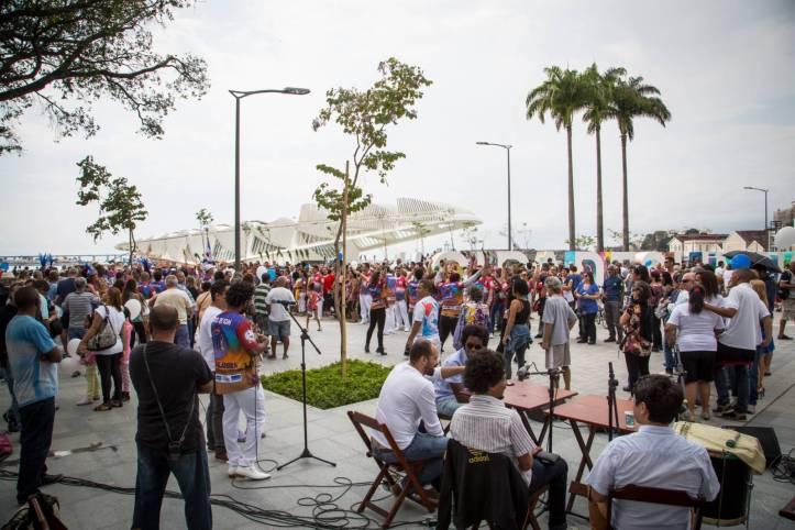 Nova Praça Mauá (Foto: Divulgação)