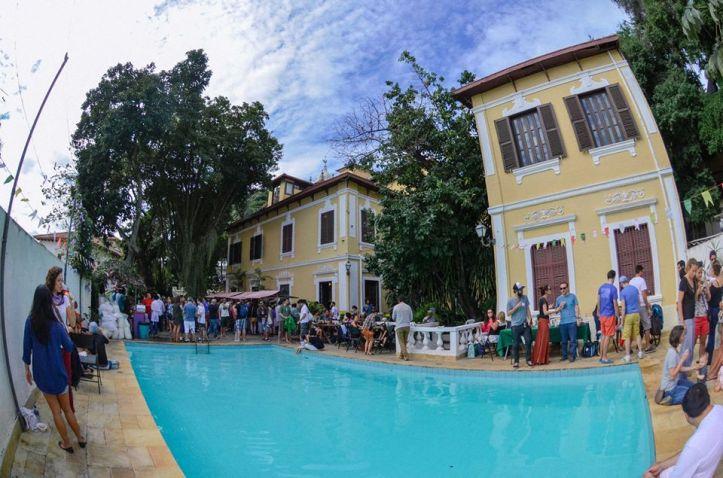 Casa da Glória (Foto: Luiza Chataignier)