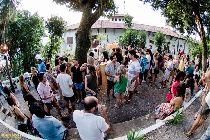 Casa da Glória recebe o festival