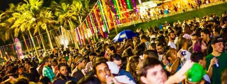 Festa Odara na Praia do Leme sábado à tarde