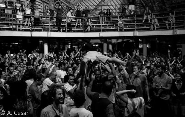 Circo Voador  (Foto: Augusto César)