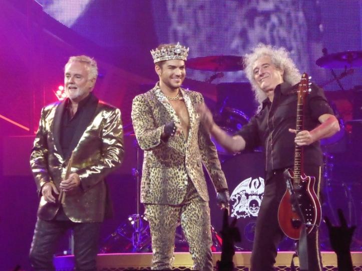 Queen sem Freddie não é Queen, sorry. Mas acho que vai ser emocionante #veremos