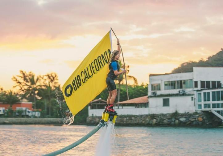 A 360 Sports é uma das parceiras do festival (Foto: Divulgação)