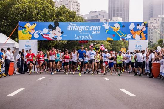 Bora corre com Mickey! (Foto: Rafael Passini)