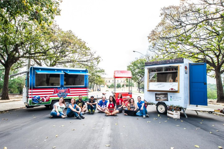 Food trucks vão invadir a Quinta da Boa Vista