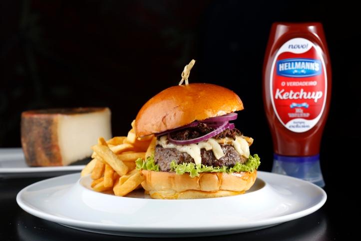 Bar D'Hotel. Hamburger (Foto: Fabio Rossi)