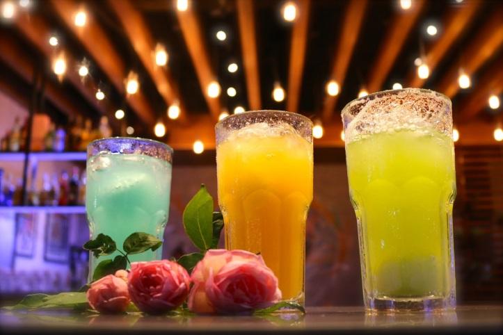 Drinks do La Calaca (Foto: Divulgação)