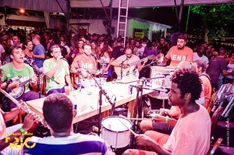 Ah, a roda de samba no final... (Foto: Divulgação)