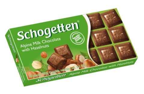 Cosa Nostra Deli_Schogetten - Chocolate Ao Leite com Avelãs 100g_Credito Dilvulgação