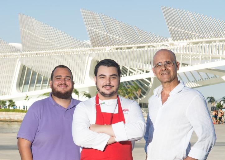 Mironga - Rafael Cavalieri, Ricardo Lapeyre e Luis Mironga _Lipe Borges