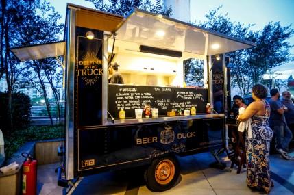 Delfina Food Truck