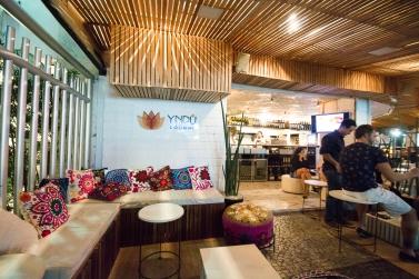 Ambiente do Yndú Lounge