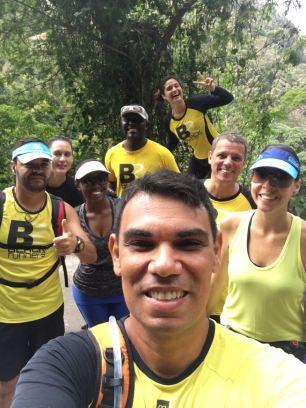 Equipe Black Runners