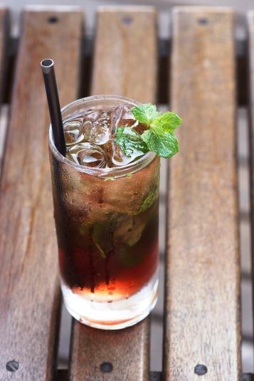 """Açaí Mojito de """"bons drink"""" (Foto: Divulgação)"""