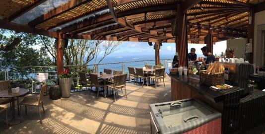 Ambiente do Clássico Beach Club na Urca (Foto: Divulgação)