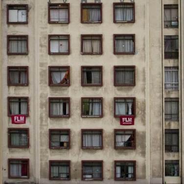 Era o Hotel Cambridge (Foto: Divulgação)