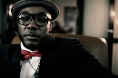 Rapper haitiano Vox Sambou é uma das atrações (Foto: Divulgação)