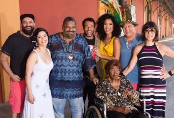 Alguns dos artistas do Festival (Foto: Divulgação)