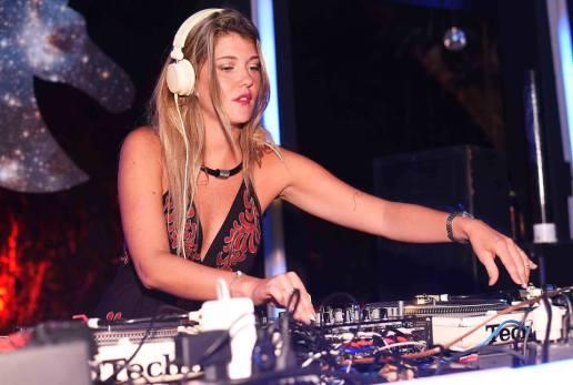 DJ Carol Emmerick (Foto: Reprodução)
