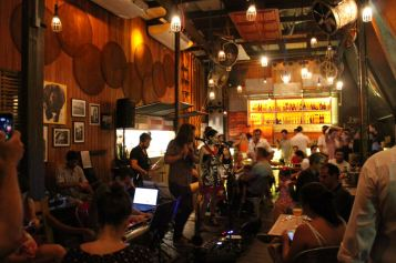 Jazz na Nave (Foto: Divulgação)