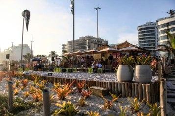 Clássico Beach Downwind é novidade na Barra (Foto: Daniel Castro)
