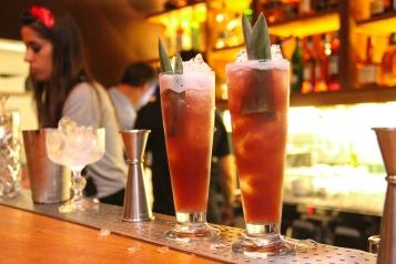 Drinques do Explorer Bar em Santa Teresa (Foto: Divulgação)