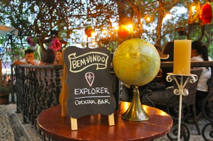Explorer Bar-Welcome