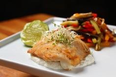 Filet de peixe do menu de Dia dos Namorados (Foto: Divulgação)