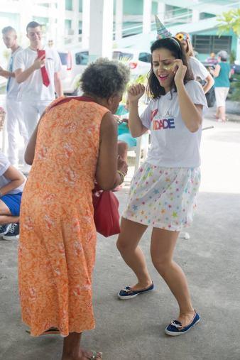 Projeto Musicalidade em Nova Iguaçu (Foto: Larissa Hirdes)
