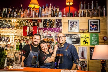 Equipe do Mixxing (Foto: Fernanda Ferraro)
