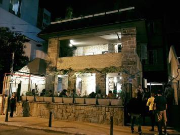 Fachada do Botto Bar Botafogo (Foto: Divulgação)