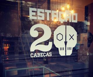 Estação 2Cabeças em Botafogo
