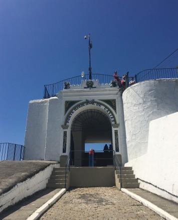 Forte Duque de Caxias no Leme