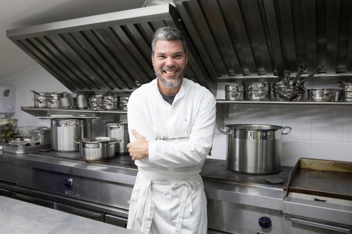 Chef Pedro de Artagão - Foto Felipe Panfili