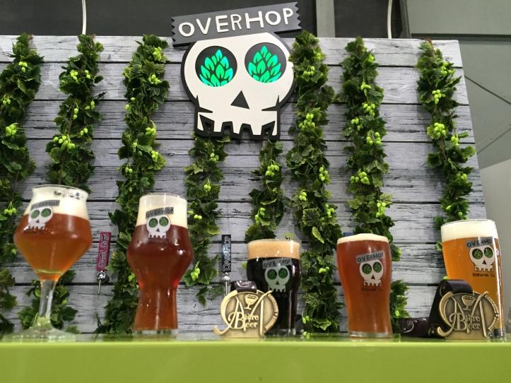 OverHop - Medalhas de Ouro Mondial de la Bière 2016