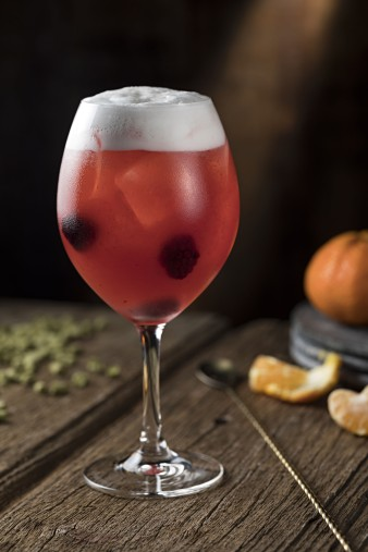 Bons drinks (Foto: Rodrigo Azevedo)