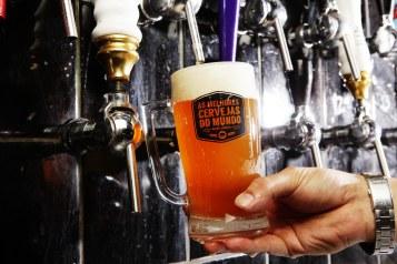 Bloco de cervejeiros artesanais em Copa