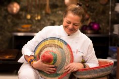 Chef Katia Hannequim (Foto: Tati Domais)