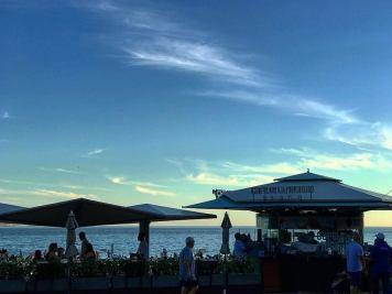 Cafe de la Musique na Praia do Leblon (Foto: Divulgação)