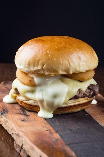 Sugestão do Hell's Burger (Foto: Lipe Borges)