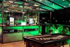 Jack Daniel's Rock Bar (Foto: Camila Uchôa)